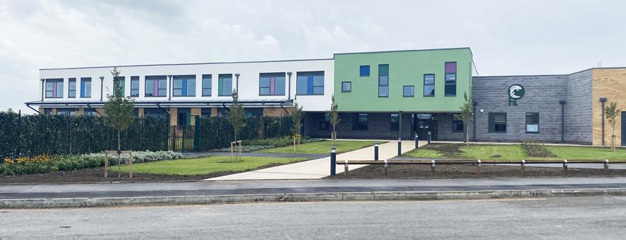 Hampton Lakes Primary School Exterior